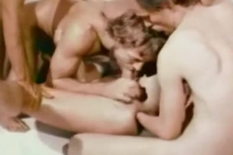 Rare Vintage gay bondage and brutaly