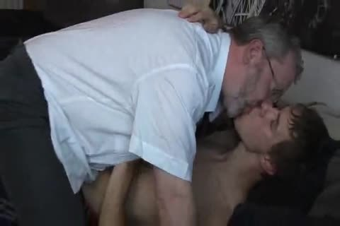 young twink seduced by old daddy