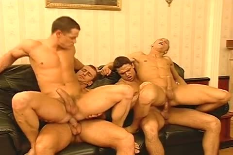 Masked guys Have Tthis chabir Way with Two Hunky Italian guys
