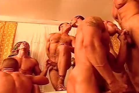 gay guys hammer One anotthis duder In A gorgeous orgy