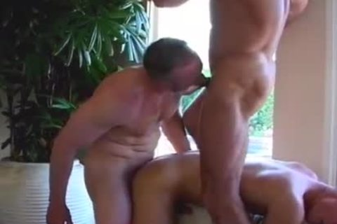 Three-some gay Pool Party With Bryan Archer Steve Cbuttidy Cli