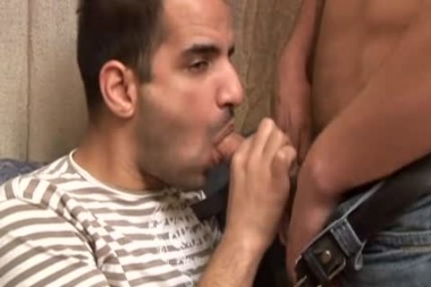 Gay anal doggystyle boys get laid