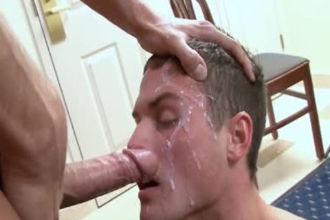 massive facials and spooge sfines