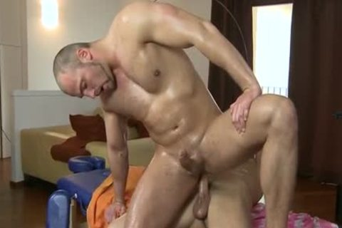 Porno homosexual dude loves Marseages And big ramweenie