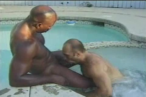 Bobby Blake throbbing black And nice-looking Scene 1