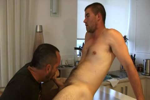 hairy Straight Serviced
