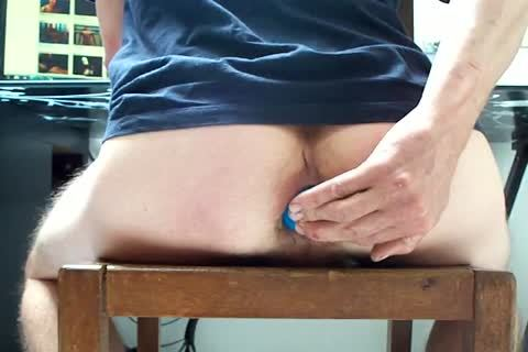 analtoy And Selfpounding
