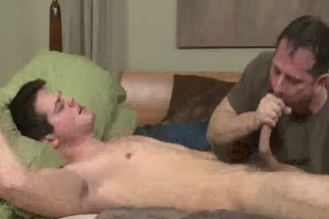 sucking lovely twink!
