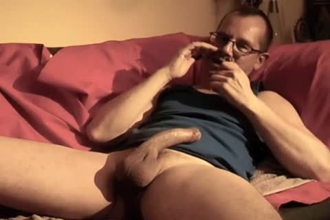 In My mouth Auto-oral pleasure On A cam Session.