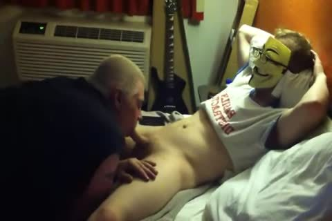 Anonymous blowjob