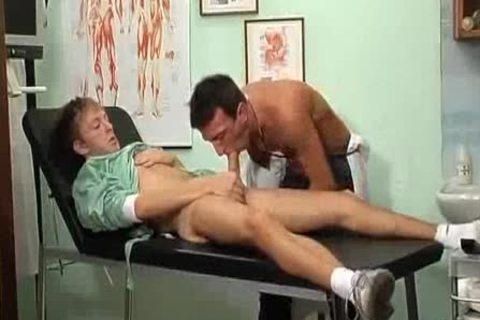 boy And Doctor