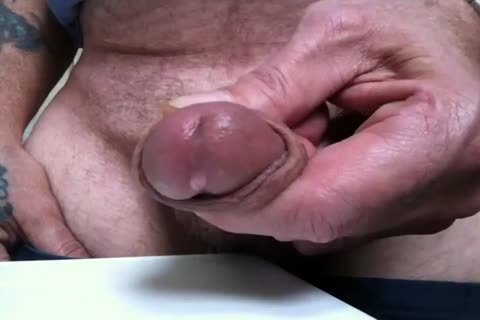 Ooozing Precum- excellent Amount