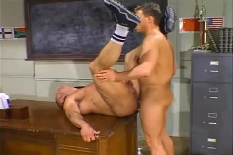 The coach Taking Hunky guyents big dick