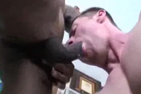 Chase Coxx plows Marco Paris