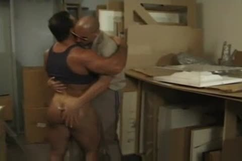 Tony Valentino & Tom Katt video scene
