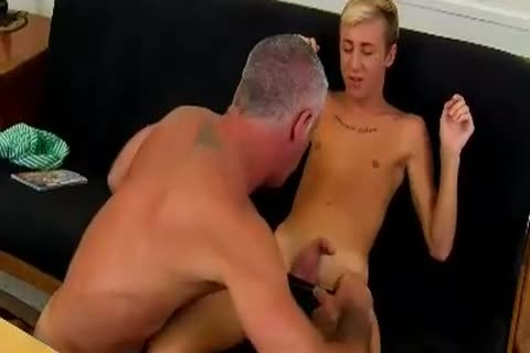 twink Takes old penis