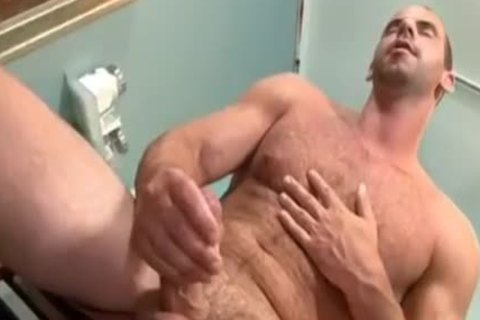 concupiscent Doctor Teasing his Hard ramrod