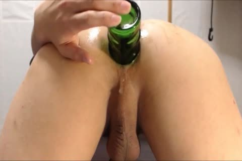 deep Bottle Play  doggy position
