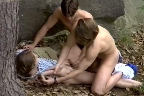 orgy Tw-nkS In The Woods