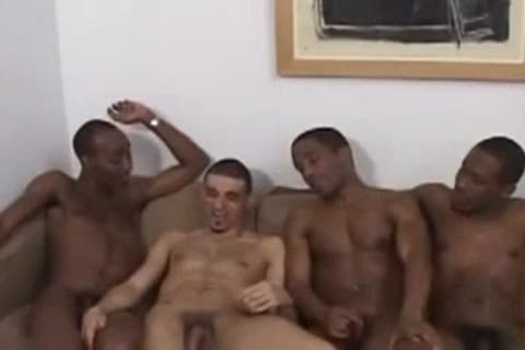 Larry And Harmature Foursome