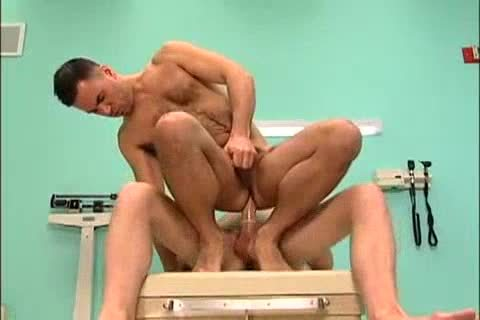 Connor Habib Plays Doctor And gets A Thorough once Over himself!
