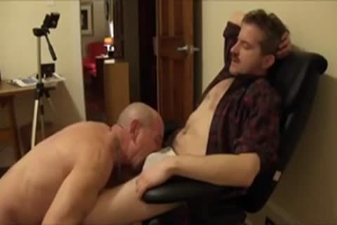 daddy entices Straight friend