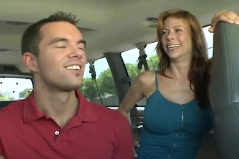 LA Hunk slams On The Bus For Our Reality Show