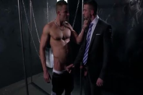 Suit And dick