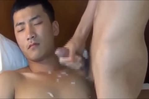 cute asianS LOVE receiveTING wet AND SOAPY