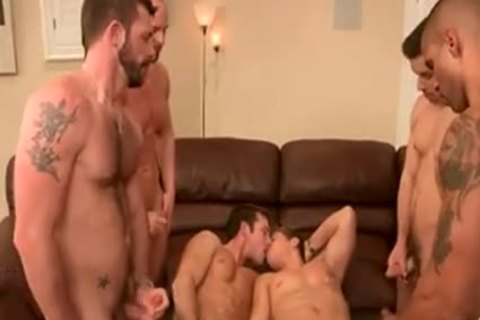The Engageguyst Part 2: The orgy