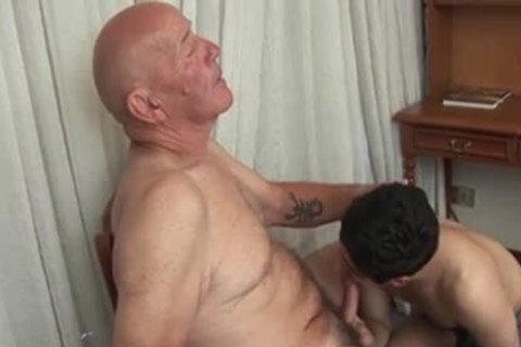 daddy's fantasy bang Appears