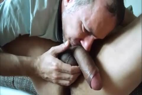 Doing, What I Can Do best. Full blow job Service To Farmer Bear, His palatable Smelly chubby Uncut penis And Sweaty Body After Work.