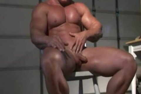 Russian American Contractor. Professional Bodybuilder As Well. Very good.