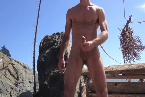 fucking And wanking And Squirting At The bare Beach