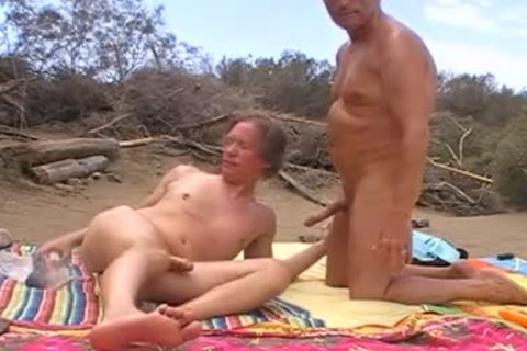 When The Sun Burns Down In The Dunes Of Maspalomas, We Usually get sleazy, No Matter If Anyone Is Around Or Passing By. I Love To Feel My Husbands rod