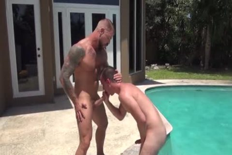 dirty Hung daddy hammers boy undressedback