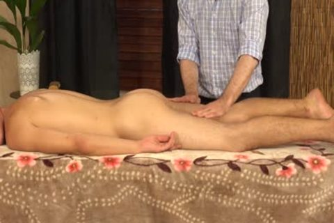 Soft Marseage With arse Play Benefits And tugjob