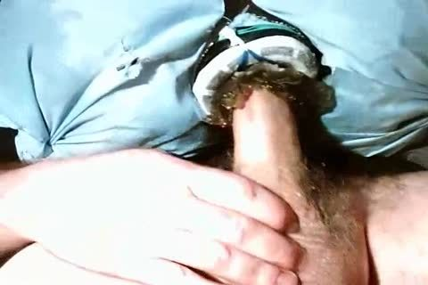 Pumping penis Into An Artificial wank toy Made Of A Gel-type Material
