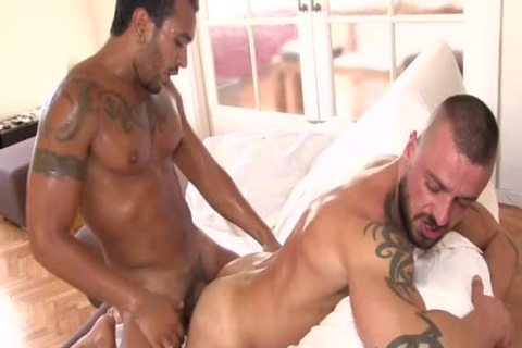 Lucio Saints anal Is penetrated By David Avila