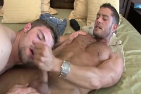 Cody Cummings Jerks Off while Spying On A sleazy twink