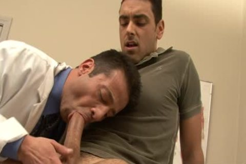 sexy Doctor acquires Nailed By His gay Patient At Work