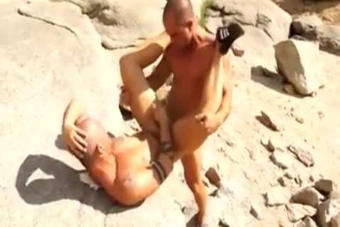 homosexual Sex On The Beach
