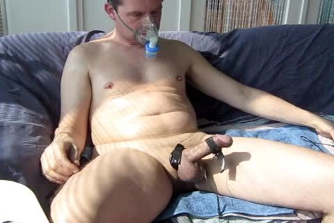 Electro Stimulation And Pissing Masturbation And fresh Poppers (colt And Rush)
