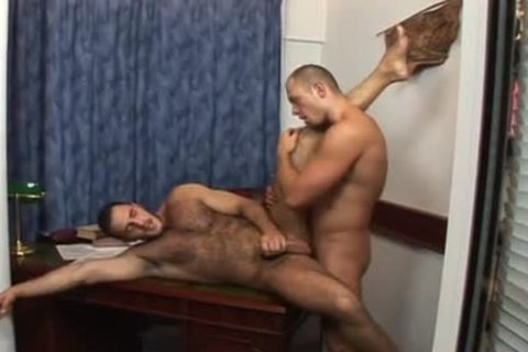 Two boys Have Time For Sex