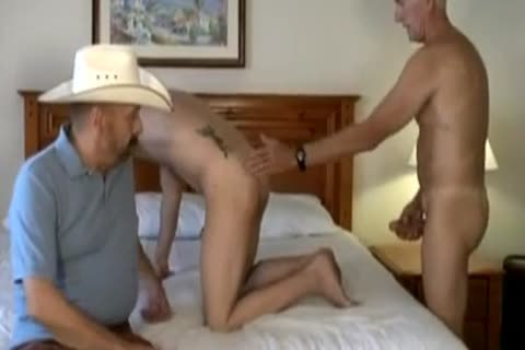 Cowboy Silver Daddy And A juvenile lad.mp4