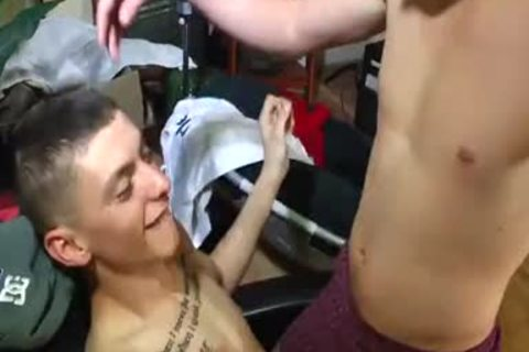 non-professional Lapdance From Straight chap
