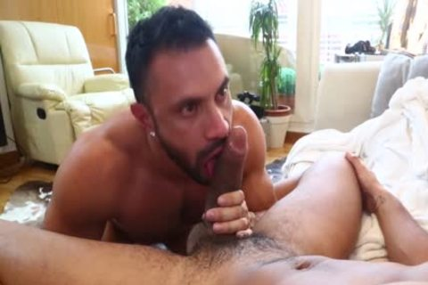 Flex Xtremmo & Lucio Saints fuck bare