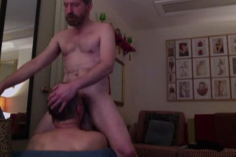 large dick Mouthfuck For A Greedy Bottom As A Prelude To Roughplowing And Breeding His taut aperture.