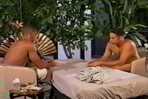 Two Of My All Time Porn Favorites together In One delicious Scene : Vintage Of Desert Island Quality
