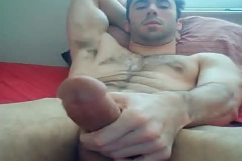 filthy Fit lad jerking off And Chatting